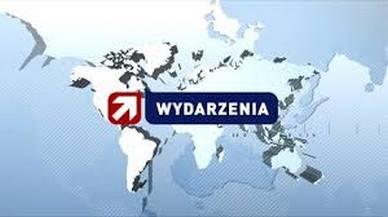 """Wydarzenia"" news on Polsat (TV)"